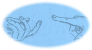 blue-fingers